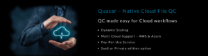 Quasar Automed Video Qc System - Photsensitive Epilepsy