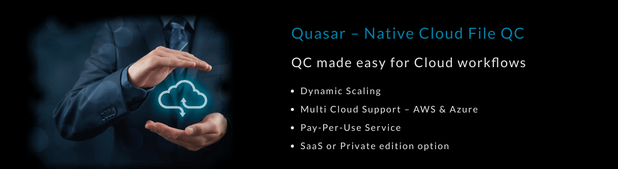 Quasar Automated Video QC System - Photosensitive Epilepsy