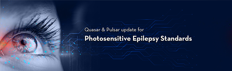 Automated File QC System Update For Photosensitive Epilepsy (PSE)