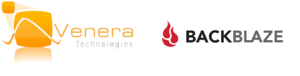 veneratech backblaze webinar logo